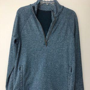 Lululemon Sweatshirt / Engineered Warmth Half Zip